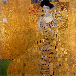 Retrato de Adele Bloch – Bauer I de Gustav Klimt – US$ 135 (2006)