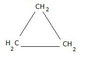 Hidrocarbonetos: ciclano