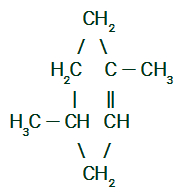 Hidrocarbonetos: cicleno