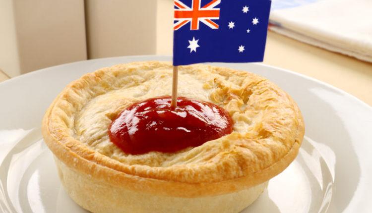 Comidas típicas da Austrália