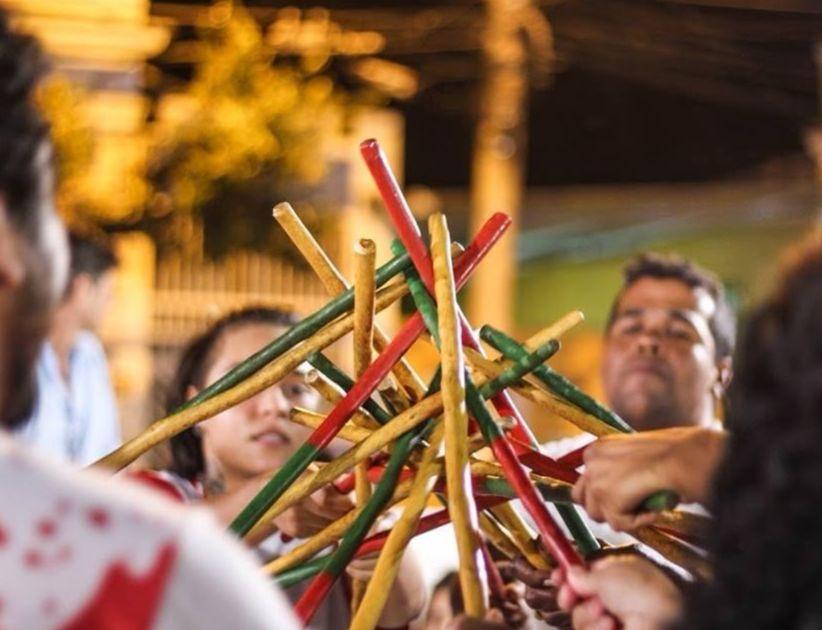 Danças Típicas do Sudeste - Bate Flechas