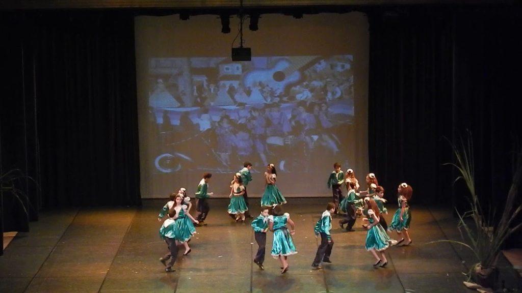 Danças Típicas do Sudeste - Cana Verde