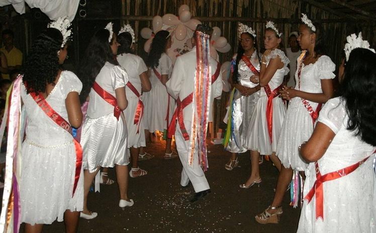 Danças Típicas do Sudeste - Dança de São Gonçalo