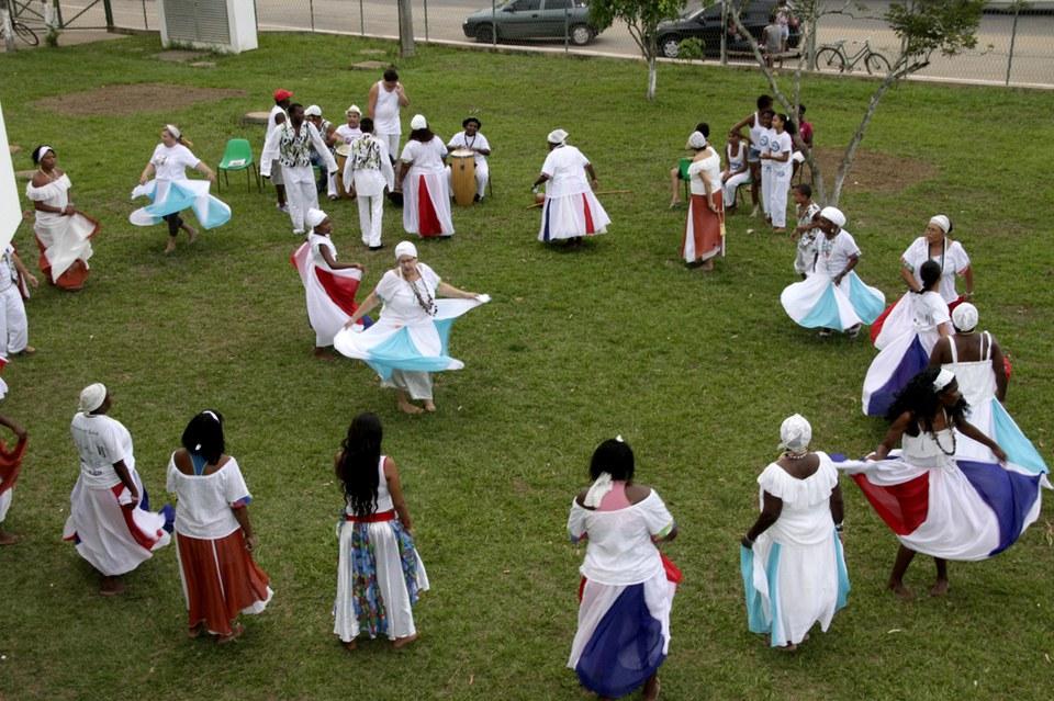 Danças Típicas do Sudeste - Jongo