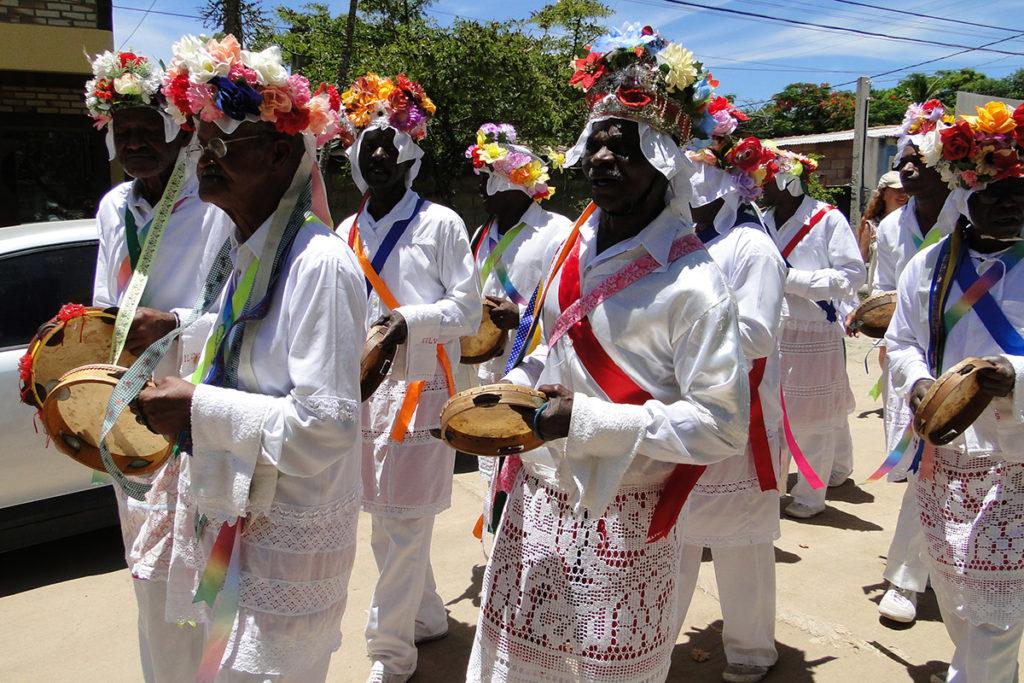 Danças Típicas do Sudeste - Ticumbi