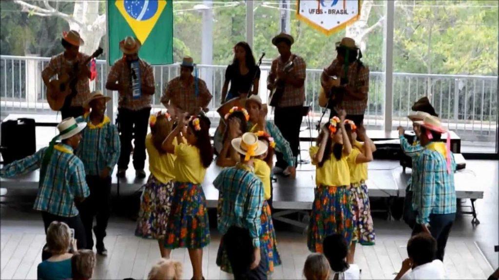 Danças Típicas do Sudeste - Xiba