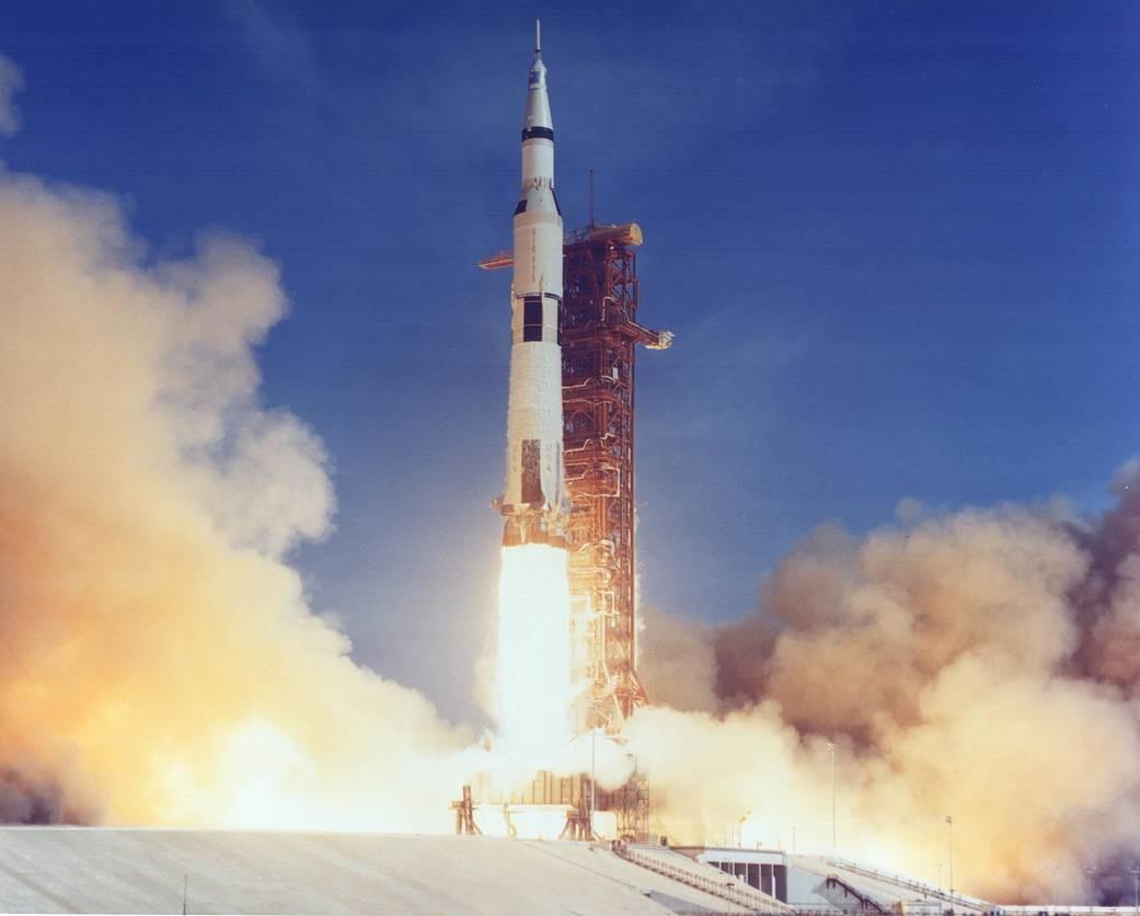 Foguete Apollo 11