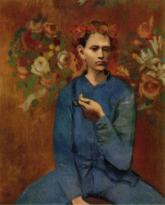 Garçon à la Pipe, de Pablo Picasso – US$ 104,2 milhões (2004)