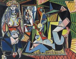 Les Femmes d'Alger (Version O), de Pablo Picasso – US$ 179.4 milhões (2015)