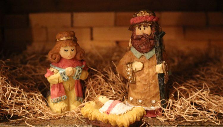 Mensagem de Natal - Presépio