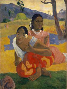 Nafea Faa Ipoipo (Quando te Casarás?), de Paul Gauguin – US$ 300 milhões (2014)