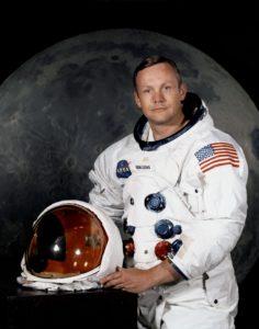 Astronauta Apollo 11: Neil Armstrong