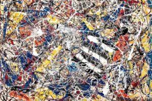 Number 17A, de Jackson Pollock – US$ 200 milhões (2015)