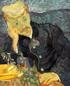 Retrato de Dr. Gachet, de Vincent Van Gogh – US$ 82,5 milhões (1990)