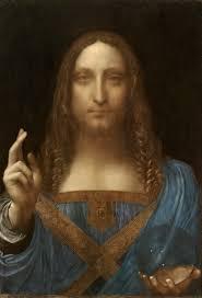 Salvator Mundi, atribuído a Leonardo da Vinci – US$ 450,3 milhões (2017)