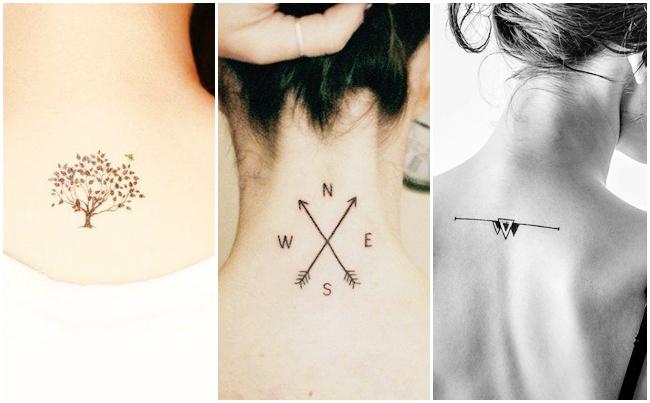 Minimalismo: tatuagem
