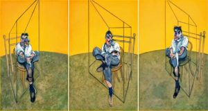 Três estudos de Lucian Freud, de Francis Bacon – US$ 142,4 milhões (2013)