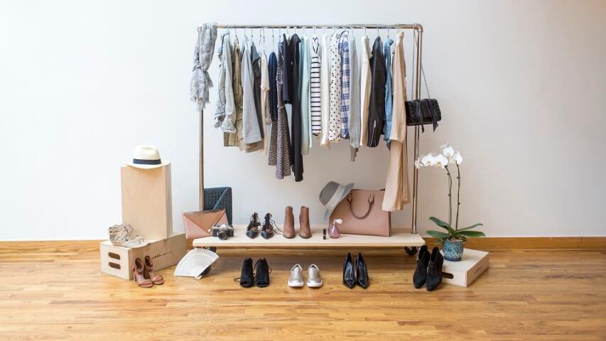 Minimalismo: vestuário