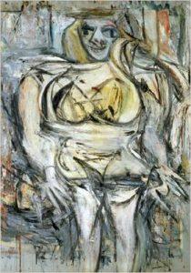 Woman III, de Willem de Kooning – US$ 137,5 milhões (2006)