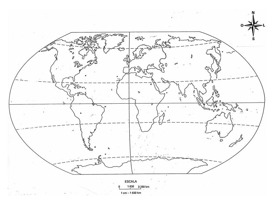 Atividade Com Mapa Mundi 3 Escola Educacao