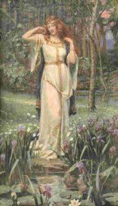 Freya - Deusa mitologia nórdica