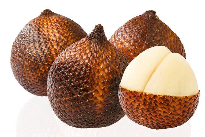 Fruta com S