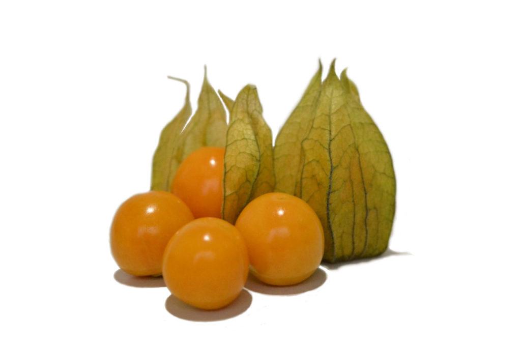 Fruta com U - Uchuva