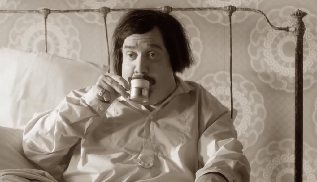 Balzac e café