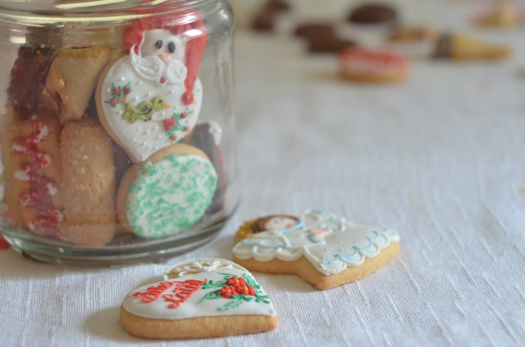 Forma de biscoito