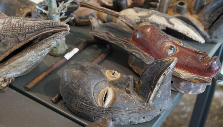 Tipos de Máscaras Africanas