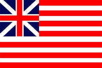 Primeira bandeira dos EUA