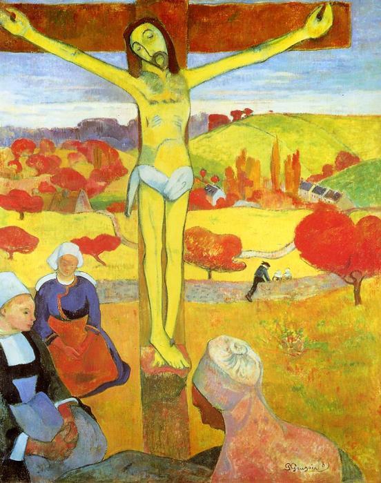 Cristo Amarelo - Paul Guanin
