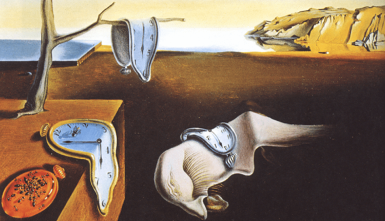 A persistência da memória (1931)
