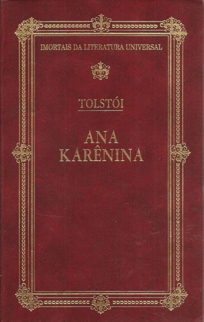 Livro Ana Karenina