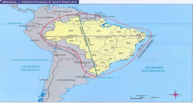 brasil fronteiras