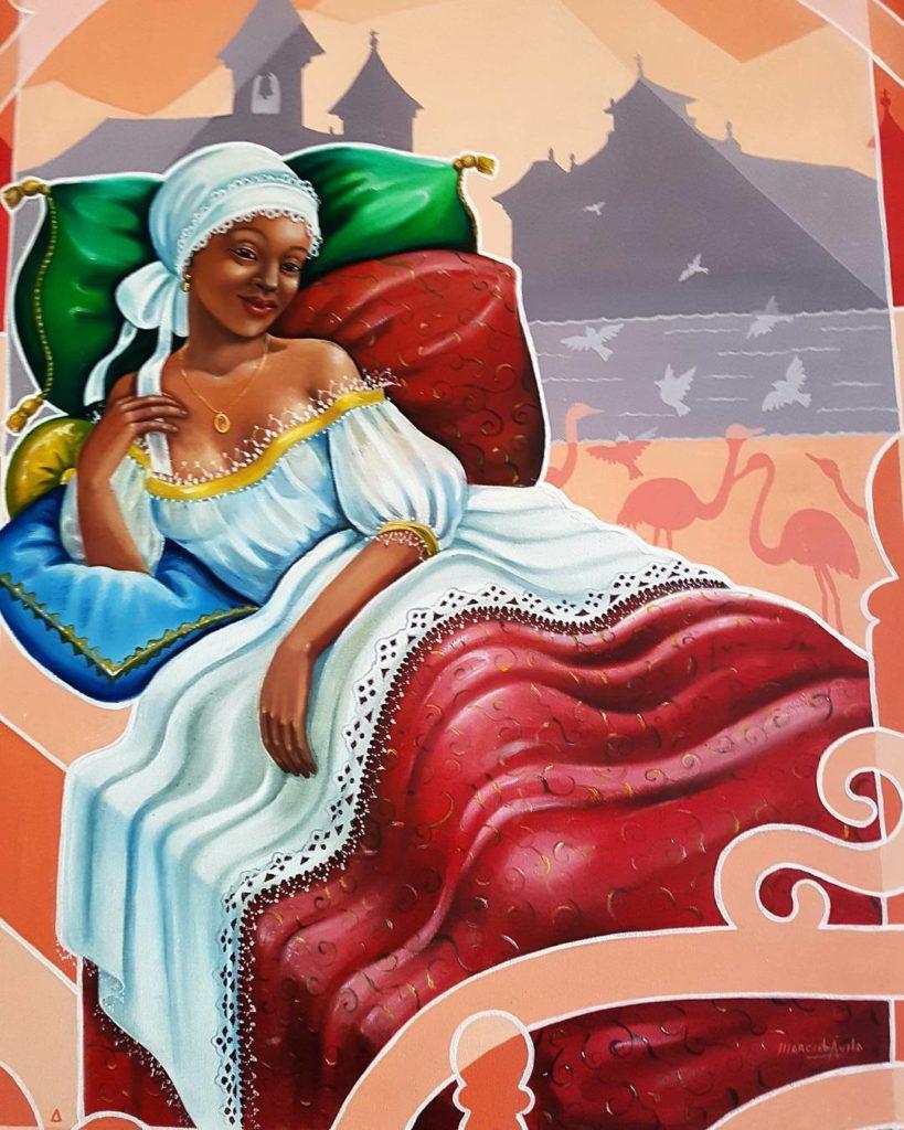 Chica da Silva (1732-1796) – Escrava alforriada