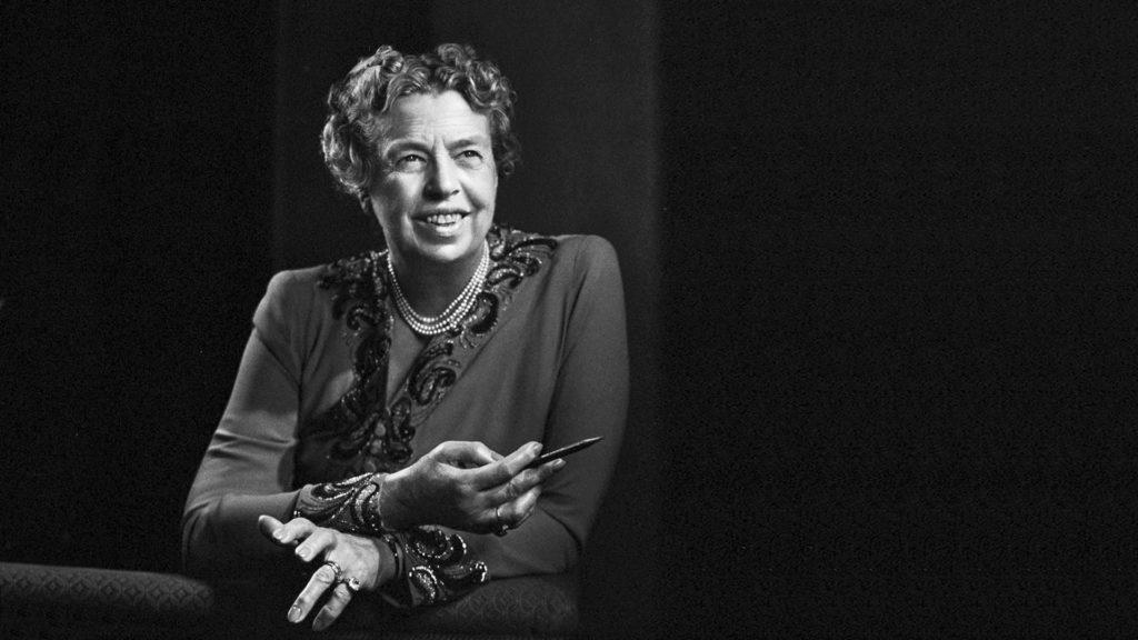 Eleanor Roosevelt (1884- 1962)