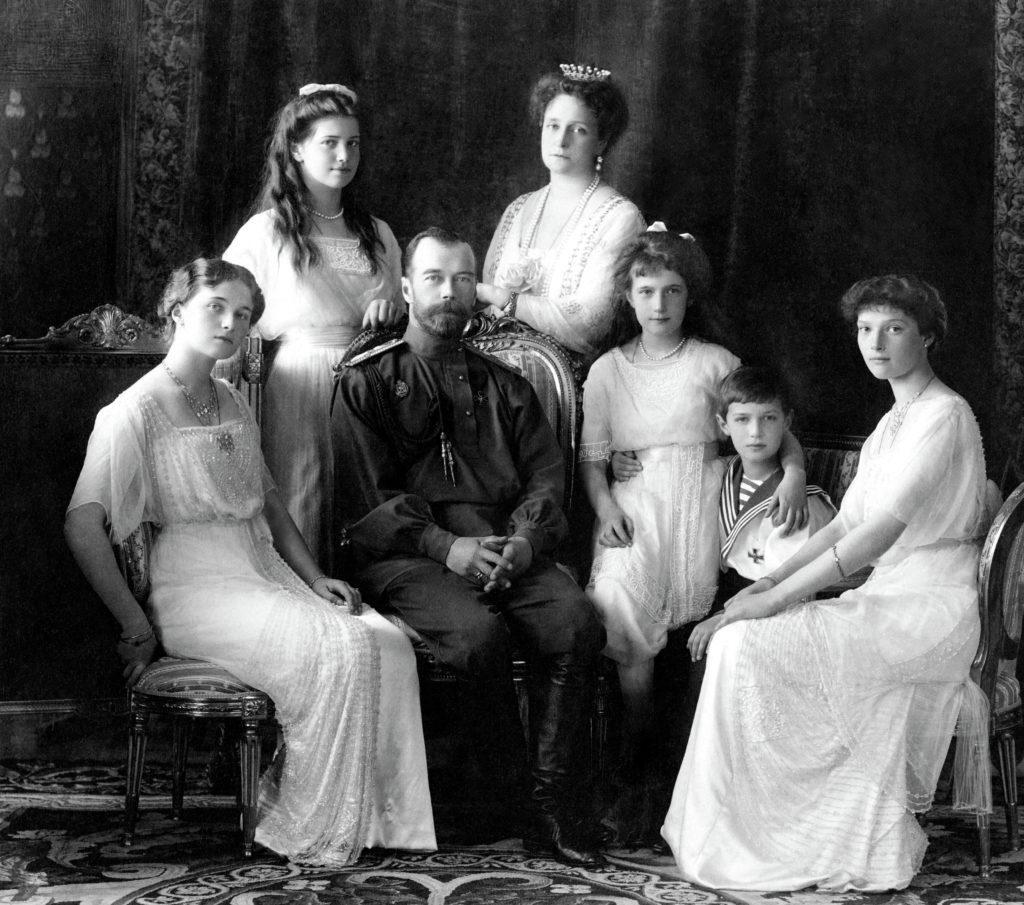 Família romanov