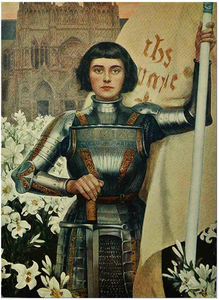 Joana D'arc (1412-1431)