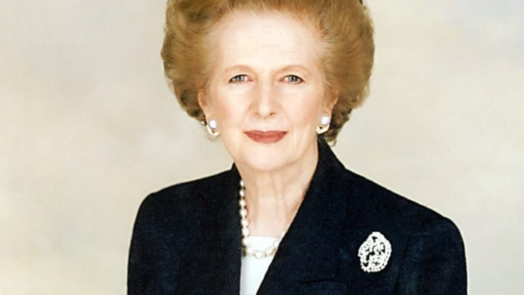 Margaret Thatcher (1925-2013)