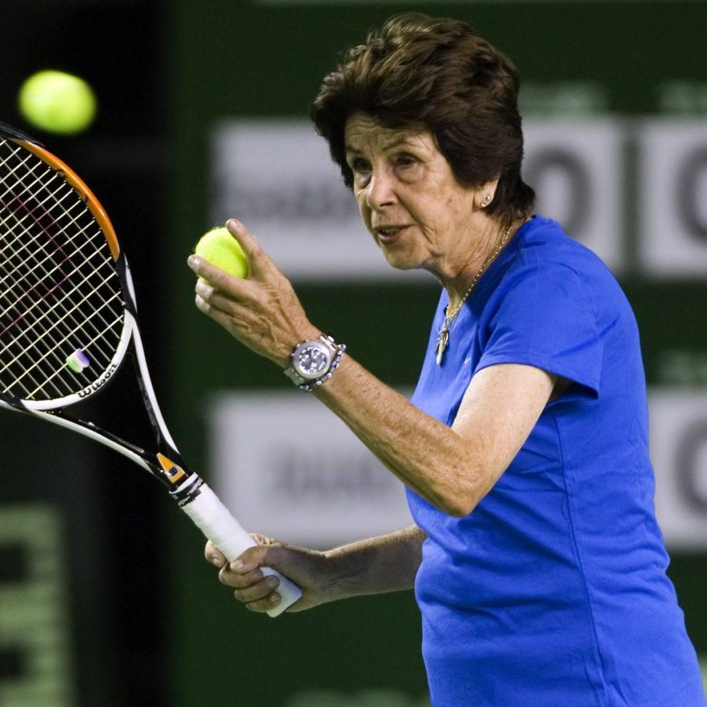 Maria Esther Bueno (1939-2018) – Tenista