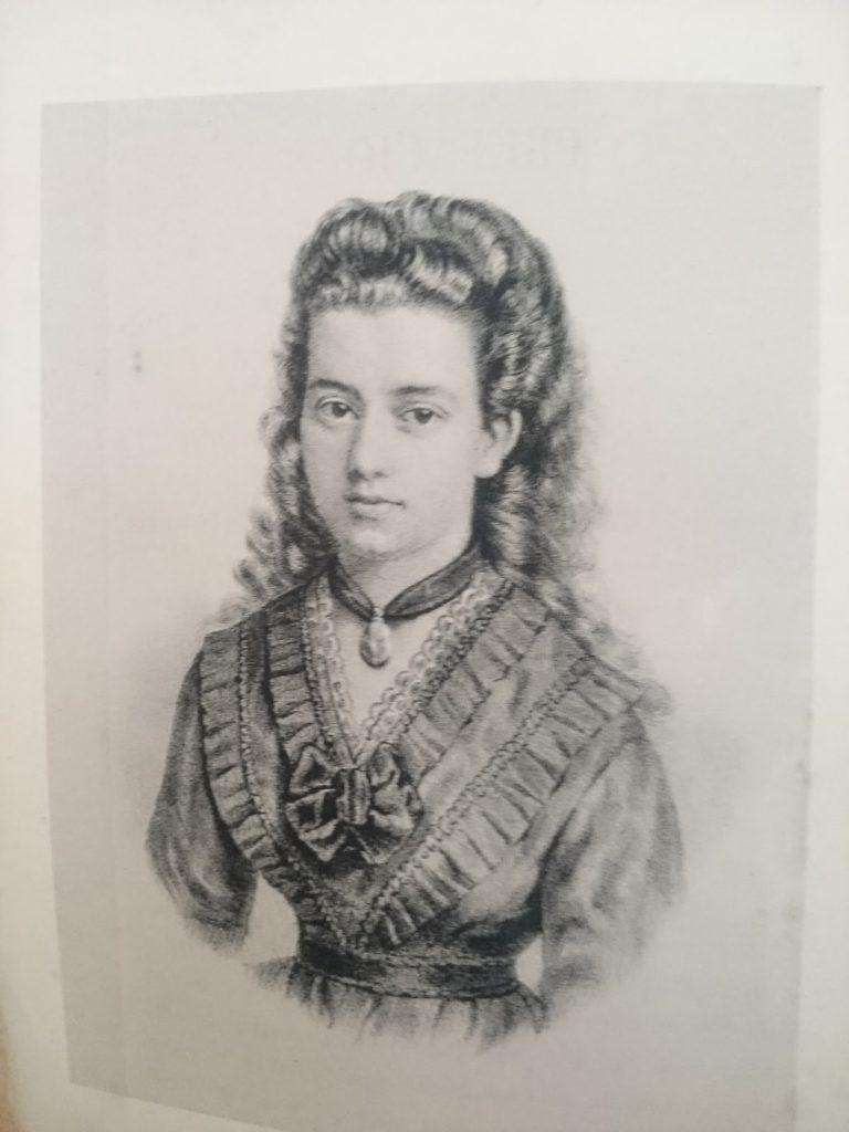 Narcisa Amália de Campos (1856-1924) – Jornalista e poeta