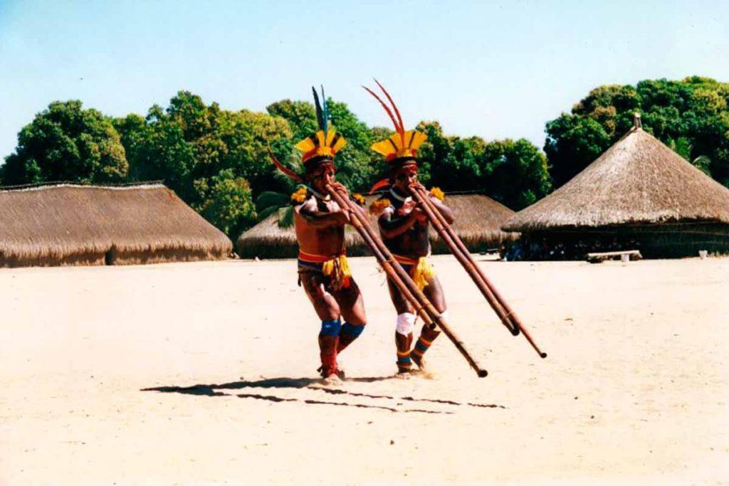 Parque Indígena do Xingu