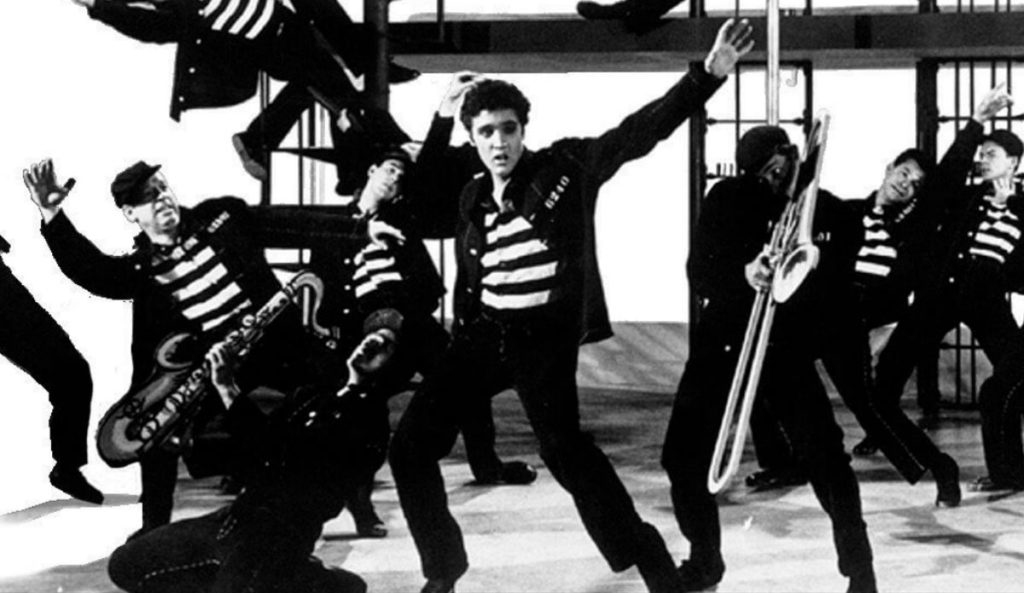O Prisioneiro do Rock/Jailhouse Rock (1957)