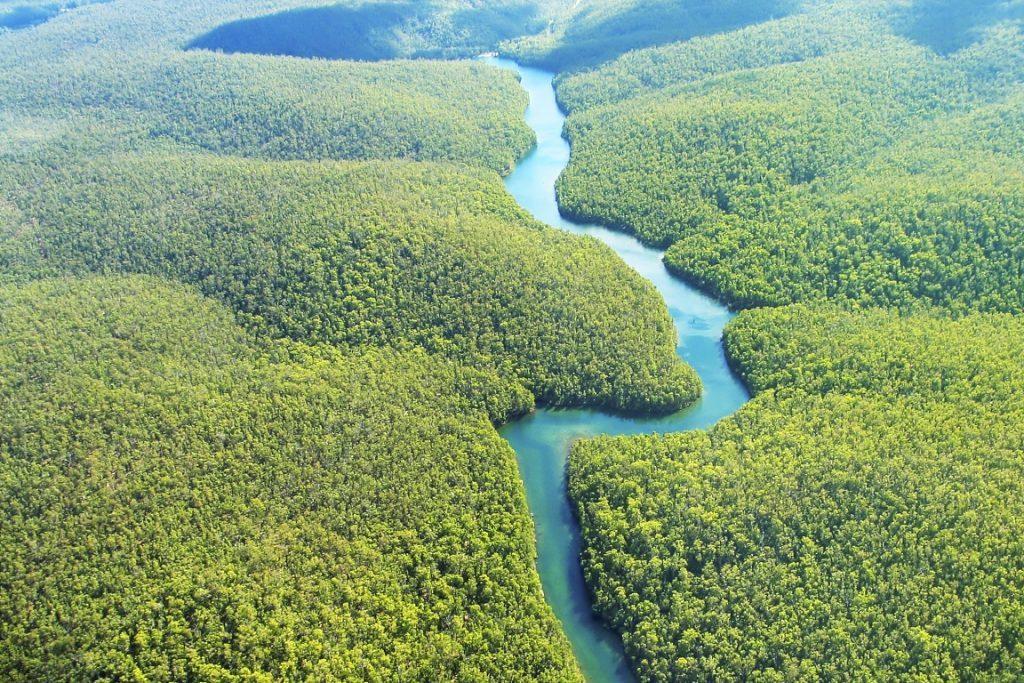 Rio Amazonas – 6.937 km