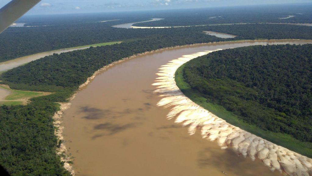 Rio Juruá – 2.410 km