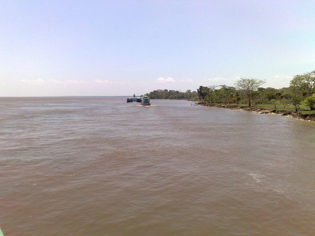 Rio Purus – 3.218 km