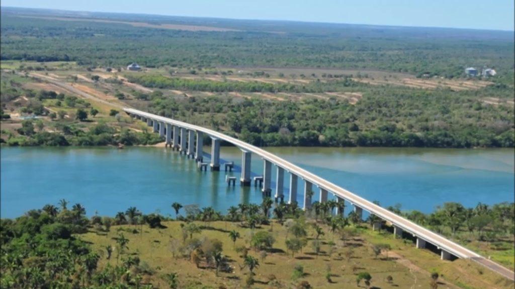 Rio Tocantins – 2.699 km