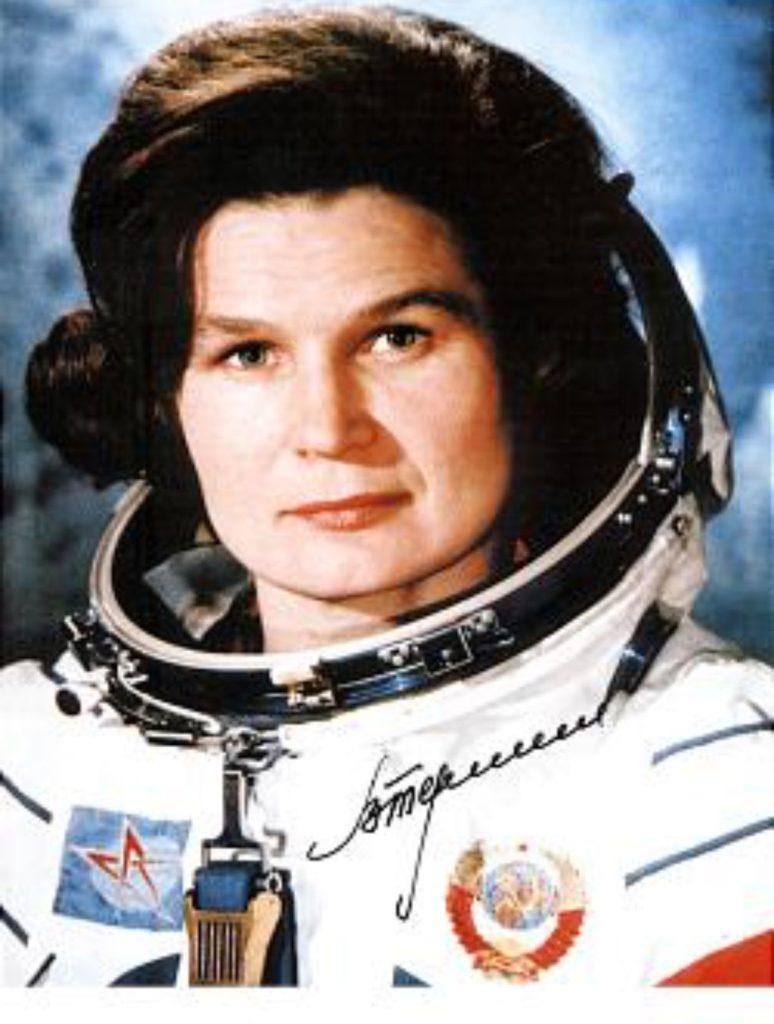 Valentina Tereshkova (1937)
