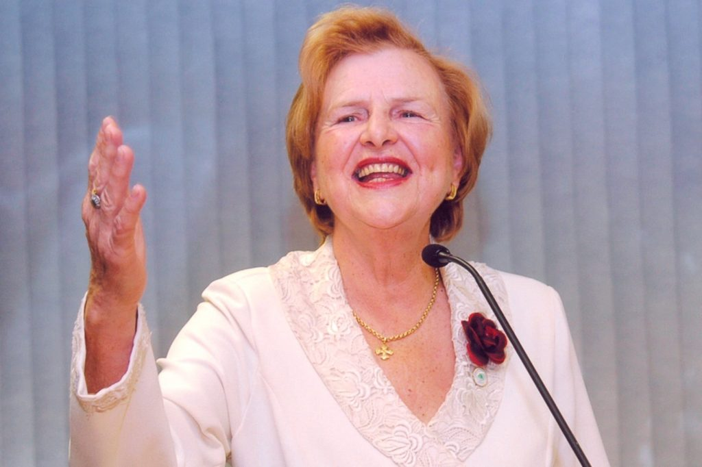 Zilda Arns (1934-2010) – Fundadora da Pastoral da Criança